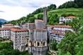 Картинка Испания, Spain, Страна Басков, Basque Country, Oñati, Sanctuary of Arantzazu, Оньяте