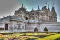 Картинка Neasden Temple, England, Лондон, Англия, London, BAPS Shri Swaminarayan Mandir, Храм Шри Сваминараян Мандир
