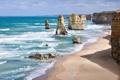 Картинка Австралия, скалы, небо, море, океан