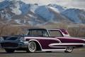 Картинка Ford, классика, форд, тсандербёд, передок, 1958, Thunderbird