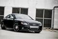 Картинка Audi, ауди, чёрная