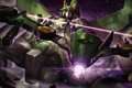 Картинка робот, art, Heroes of Newerth, Savior, Emerald Warden, Savior Emerald Warden, A.R.M.S