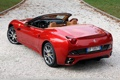 Картинка машина, тачка, задок, Ferrari California