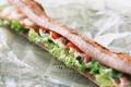 Картинка бутерброд, булка, начинка, subway, сабвэй