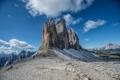 Картинка горы, камни, скалы, Италия, Доломитовые Альпы