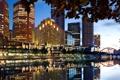 Картинка city, город, Melbourne, Australia