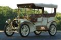 Картинка ретро, автомобиль, эксклюзив, красивая машина, Packard, Model 18 Speedster, 1909 года