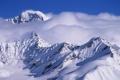 Картинка Alaska, cloud, mountain, snow