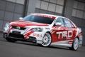 Картинка Toyota, Car, Race, передняя часть, TRD, Aurion