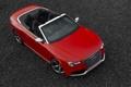 Картинка RS5, Audi, ауди, кабриолет, red, cabriolet, красный