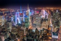 Картинка город, Нью-Йорк, США, Манхэттен