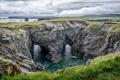 Картинка море, пейзаж, берег, Newfoundland