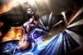 Картинка Mortal Kombat, Princess, Kitana, Steel Fans