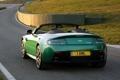 Картинка авто, Aston Martin, Roadster, астон мартин, задок, Vantage S