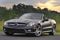 Картинка машины, фото, чёрный, тачки, Mercedes, авто обои, мерседесы