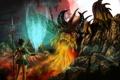 Картинка пламя, дракон, свечение, there you are, evrenin