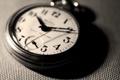 Картинка макро, время, старина, стрелки, часы, ход