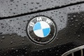 Картинка Капли, BMW, БМВ, Эмблема, Макро, Капот, Фото