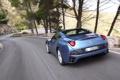 Картинка скорость, Ферари, горная местность
