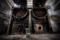 Картинка фабрика, стул, печь
