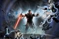 Картинка Star Wars, Старкиллер, штурмовики, Star Wars The Force Unleashed
