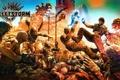Картинка мутанты, Bulletstorm, Грэй, энерго-хлыст