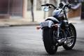 Картинка moto, харлей, мотык, Harley Davidson 883