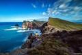 Картинка море, скалы, побережье, остров