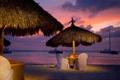 Картинка море, пляж, романтика, вечер, beach, evening, romantic