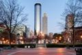 Картинка Georgia, город, city, USA, Atlanta