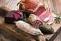 Картинка балык, колбаса, мясо