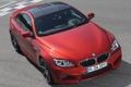 Картинка машина, капот, BMW, Coupe, передок, front, Competition Package