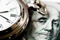 Картинка dollar, Franklin, pocket watch