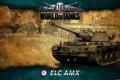 Картинка Франция, танк, Ёлка, танки, WoT, World of Tanks, Elc Amx