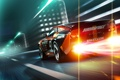 Картинка game, wallpapers, racing, Ridge Racer 3D