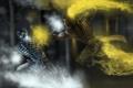 Картинка scorpion, fight, sub zero, mortal kombat x