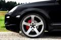 Картинка Porsche, перед, диски, 2009, Cayenne, Mansory