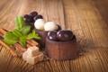 Картинка Шоколад, сахар, корица, мята