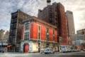 Картинка city, здание, cars, ghostbusters