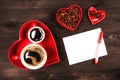 Картинка любовь, сердце, кофе, love, cup, romantic, sweet