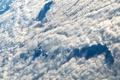 Картинка облака, горы, фото