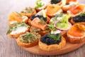Картинка рыба, укроп, икра, fish, бутерброды, sandwiches, caviar