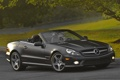 Картинка Mercedes, машины, тачки, мерседесы, Night Edition, авто обои, Benz SL550