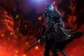 Картинка sword, armor, The Elder Scrolls, Argonian
