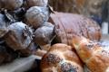 Картинка мак, хлеб, булочки