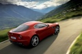 Картинка car, машина, авто, Alfa Romeo, красная, 8c Competizione