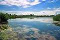 Картинка пейзаж, природа, озеро, Венгрия, Tisza
