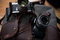 Картинка фотоаппарат, сумка, Olympus, OMD, EM10