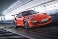Картинка Porsche, 911, порше, 991, 2015, GT3