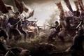 Картинка Japan, Total War, Guns, Shogun 2, Background, Battle, Video Game